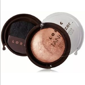 LORAC TANtalizer BAKED BRONZER in shade Tan
